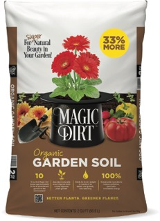 Magic Dirt Garden Soil