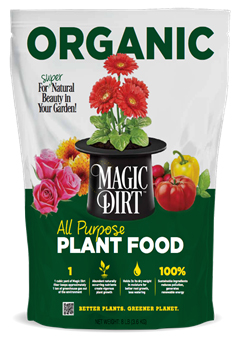 Magic Dirt Plant Food
