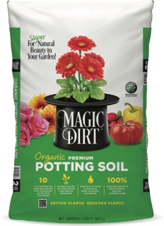 Magic Dirt Potting Soil